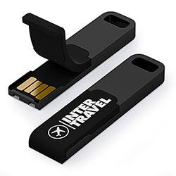 clé USB capuchon silicone