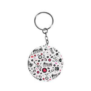 Porte-clés badge