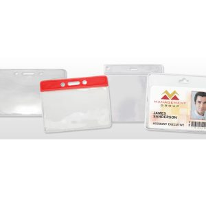 porte-badge souple