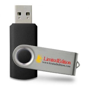 CLE USB ROTATIVE