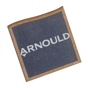 badge bois sur mesure