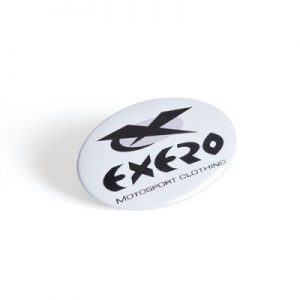 badge ovale