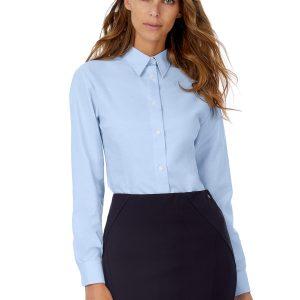 oxford femme lsl oxford blue