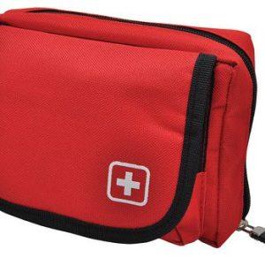 Trousse premiers secours XL Rouge