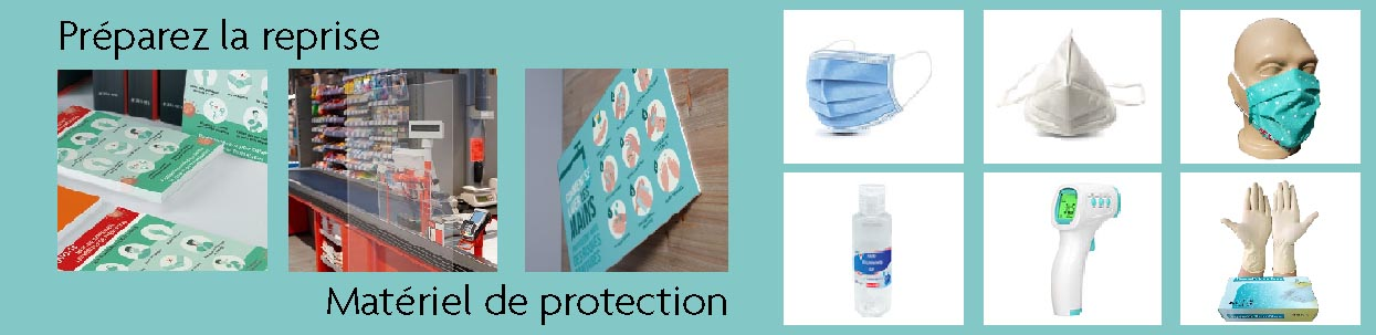 Materiel protection