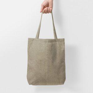 Totebag en coton recyclé